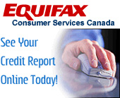Equifax - see your credit report online today!